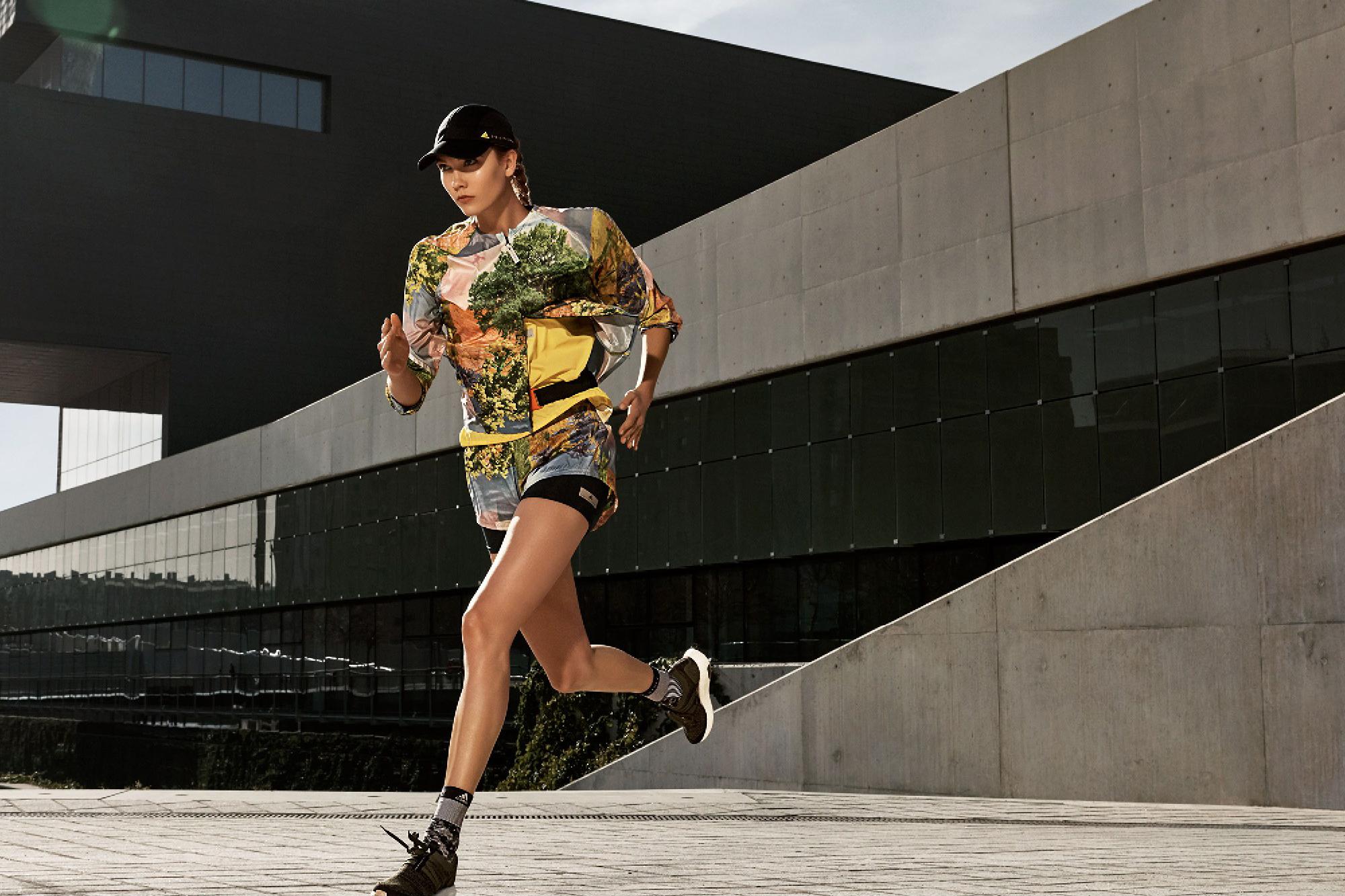 Adidas By Stella Mccartney Fall 2017 Ad Campaign