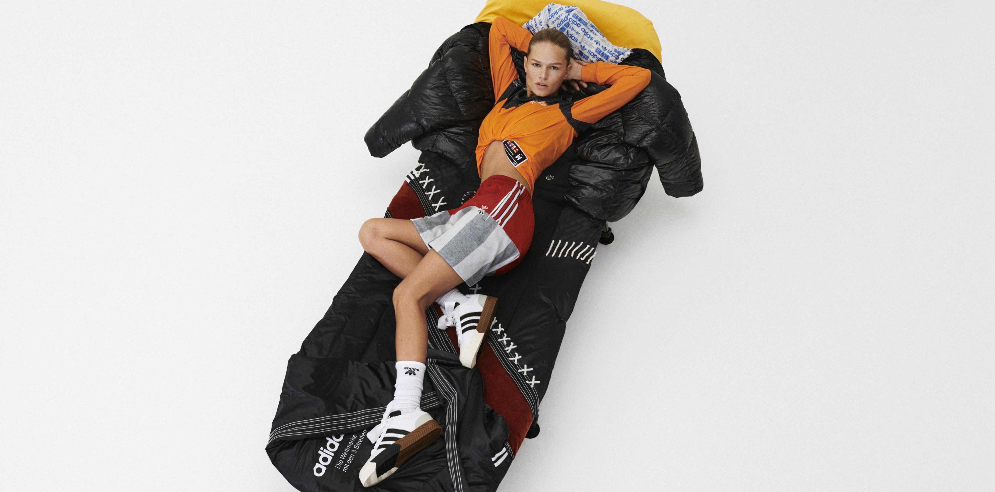 Adidas Originals Alexander Wang Fall 2018 Ad Campaign