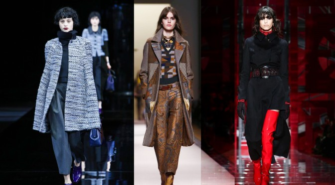 MILAN FASHION WEEK F/W 2015 RTW DAY 3