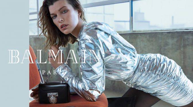 94adc7d5 BALMAIN FALL 2018 AD CAMPAIGN – AARB Magazine