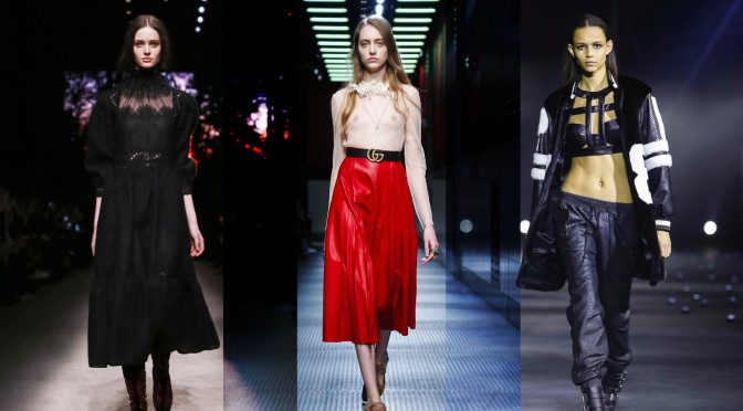 MILAN FASHION WEEK F/W 2015 RTW DAY 1