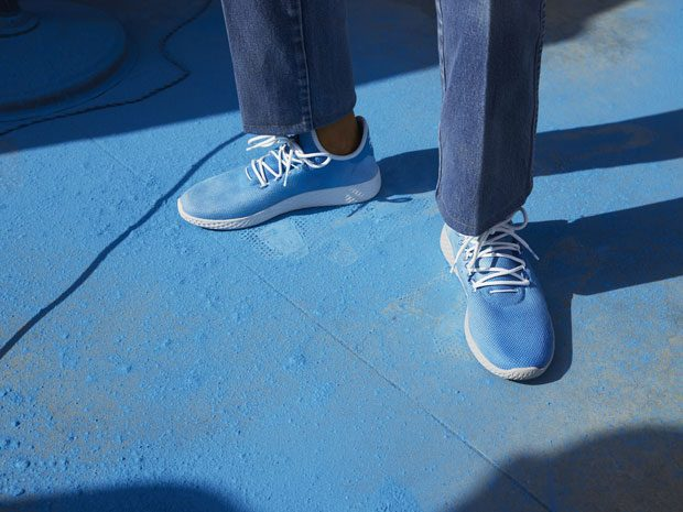 """premium selection e386e d9bcc After the all-white """"Blank Canvas"""" capsule that released last week, adidas  Originals and Pharrell Williams have teamed up again for another capsule  inspired ..."""