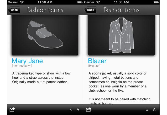 fashionterms