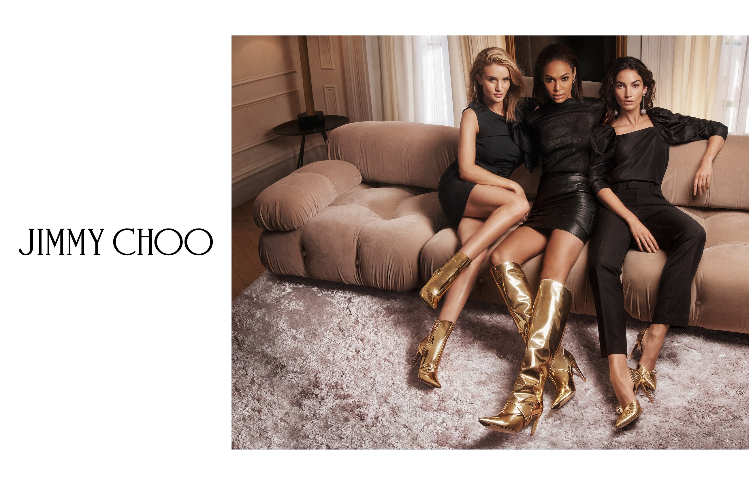 Watch Jimmy Choo Spring 2019 Campaign Takes Us To California video