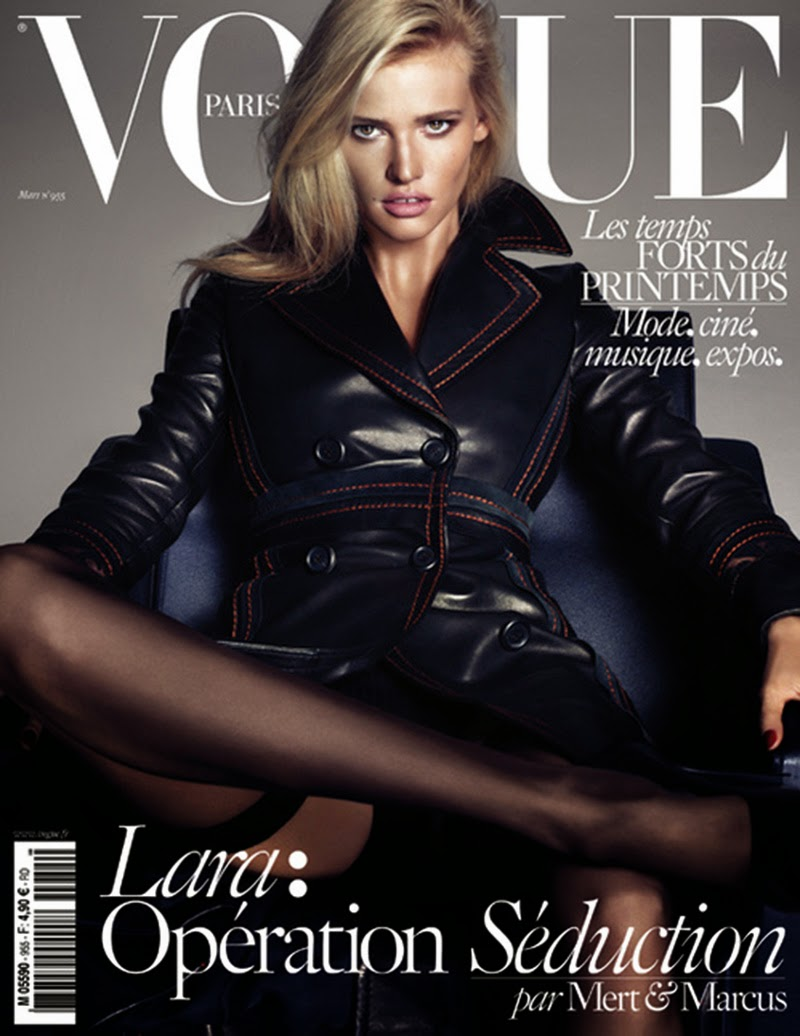 kate-lara-daria-mert-marcus-vogue-paris-march-2015-3